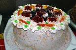 Сладкарница меги цветна торта